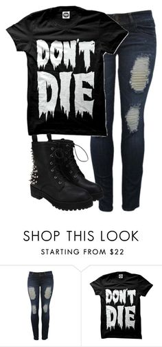 """""""Its where my demons hide"""" by anjaleea-fizzy ❤ liked on Polyvore featuring Sober Is Sexy"""