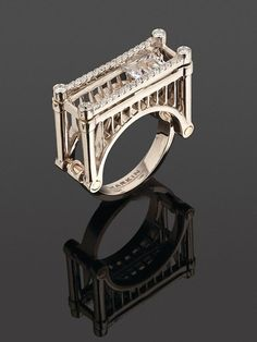 Diamond Jewelry, Jewelry Rings, Jewelery, Silver Jewelry, Metal Ring, Color Ring, Antique Rings, Artisan Jewelry, Perspective