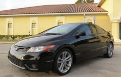 2008 Honda Civic Si . Excellent Cond. Sunroof.Leather!! Only 78k MIles !! http://www.automarketofflorida.com/vehicle-details/68a9511036cb4f48a54c8afb5be8f33d/2008+honda+civic+si+2-door+coupe.html