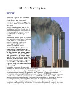 9/11: Ten Smoking Guns  INFOWARS.COM  BECAUSE THERE'S A WAR ON FOR YOUR MIND