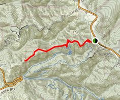 North Ridge Trail is a 4.8 mile heavily trafficked out and back trail located…