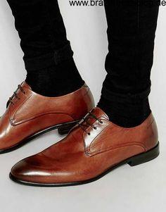 a72119f7e5 Bronze | Hugo By Hugo Boss – Derby-schuhe - Herren Schuhe Größe:40,41,42,43, 44,45,46,47