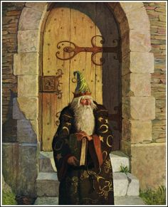 N.C. Wyeth - Harpers - 1916