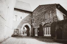 Une des entrées du palais de la Berbie