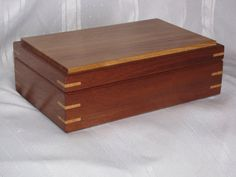 wooden box handmade by RLHolzwerk on Etsy, $28.00