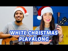 (160) White Christmas Ukulele Playalong with a Special Guest! +FREE Printable - YouTube Christmas Ukulele, Special Guest, White Christmas, Free Printables, Youtube, Cards, Free Printable, Maps, Playing Cards