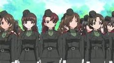... anime series Girls und Panzer is set to air this coming October