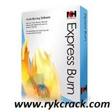 Express Burn 7 15 Crack + Keygen With License Key Free