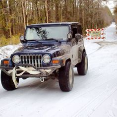 There are NO closed roads to a #JEEP by @Jane Heckman #jeepbeef #Padgram