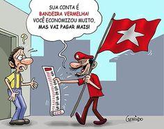 Bandeira Branca Não Adianta!...