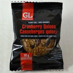 Cranberry QuinoaHigh Fibre Cookiesare a delicious way to add 6 grams of fibre to your day in a convenient snack size. A diet high in fibre helps to keep you feeling full between meals and keeps your digestive system moving in the right direction.  GL Bakehouse high fibre cookies are made with wholesome natural ingredients. The cookies are soft and moist, filled whole grain rolled oats, sweet and tangycranberries,crunchy grains ofquinoa, and sweetened mainly with natural prune puree.… High Fibre, Rolled Oats, Cranberries, Quinoa, Healthy Snacks, Grains, Fiber, Meals, Cookies