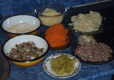 Многослойный салат и «Теплый» салат с фунчозой - новые идеи на день рождения супруги