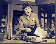 Julia Child was a famous American cook, author, and television personality who introduced French cuisine and cooking techniques to the American mainstrea. Happy Birthday Julia, Food Truck Business, Deaf Culture, Le Chef, Change The World, Love Her, The Past, Bring It On, History