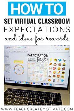 Classroom Reward System, Classroom Rewards, Classroom Procedures, Online Classroom, High School Classroom, Classroom Management, Classroom Expectations, High Expectations, Student Incentives