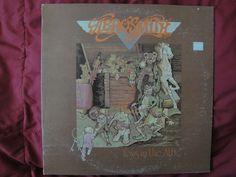 "AEROSMITH ""TOYS IN THE ATTIC"" VINYL LP ORIGINAL 1975 COLUMBIA RECORDS EX #SingerSongwriterAcousticBluesRockExperimentalRockFolkCountryRockPsychedelicRockRocknRollGarageRockProgressiveArtRockPopRock"