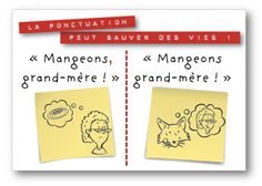 Importance de la ponctuation
