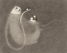 Lisa Evans. #illustration