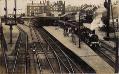 Disused Stations, British Rail, Steam Engine, Steam Locomotive, Train Tracks, Norfolk, Railroad Tracks, Abandoned, Street View