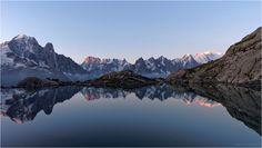 https://flic.kr/p/Z7VtgL | Lac Blanc [EXPLORE] | Trek des Aiguilles Rouges