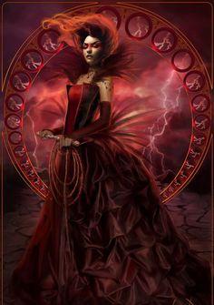 Marta Dahlig - Seven Deadly Sins: Wtath