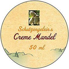 Mandelcreme, für feine Poren, zarter Duft Mandelblüte