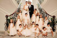 #wedding #mexico #yucatan #merida #mexicowedding #yucatanwedding #meridawedding #weddingplanning #haceinda #haciendawedding     So many flower girls and page-boys! We love it! / Wedding Planning Yucatan, Mexico www.charmingstudio.com.mx