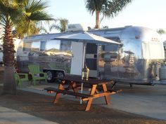 1973 Airstream Sovereign 31 - California