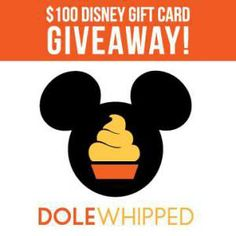 $100 Disney Gift Card giveaway, ends May 2, 2014! :D  #disney #giveaway #freemoney
