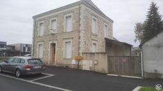 Maison de caractère centre ville de SEGRE Ventes immobilières Maine-et-Loire - leboncoin.fr
