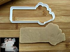 Snowman Plaque Cookie Cutter