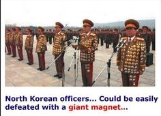 North Korea In A Nutshell - www.funny-pictures-blog.com