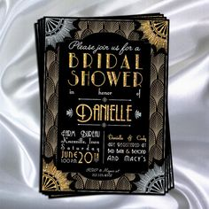 Hey, I found this really awesome Etsy listing at https://www.etsy.com/listing/224780425/the-great-gatsby-theme-invitation-bridal