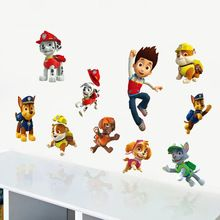 Cheap cartoon wall stickers, Buy Quality wall sticker directly from China adesivo de parede Suppliers: dogs cartoon wall stickers kids room decoration diy adesivos de paredes home decals animals mural arts pvc movie poster Paw Patrol Room Decor, Paw Patrol Wall Decals, Paw Patrol Stickers, Vinyl Decals, Kids Room Wall Stickers, Floor Stickers, Removable Wall Stickers, Wall Stickers Home Decor, Window Stickers
