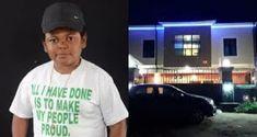Nigeria actor osita Iheme AKA 'Paw Paw' Opens a Hotel In Owerri, IMO state capital, Nigeria.