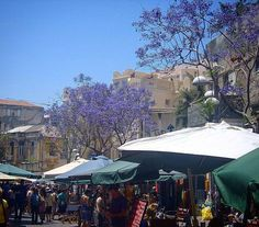 Who doesn't love a good market?  We've just published our latest piece  on Tel Aviv and what the locals' top tips are for while you're there (link in profile).