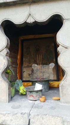 hanging temple Datong china