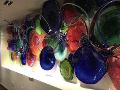 Glass Installation by David Keens, College Park Center, University Of Texas Arlington
