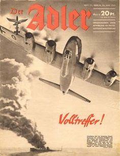 Der Adler №13 24 Juni 1941