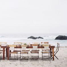 Whimsical Coastal Big Sur Wedding via oncewed | photo by Erich McVey