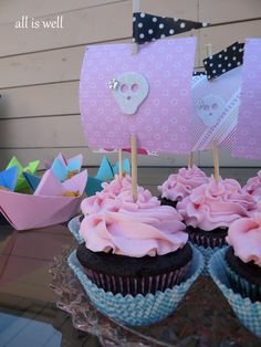 Little Girl's Pirate Party