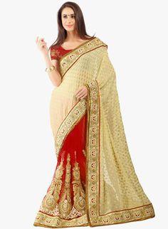Designer Bollywood Sarees, Printed Saris Online