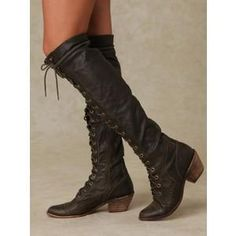 I found 'Jeffrey Campbell Joe Lace Up Boot' on Wish, check it out!