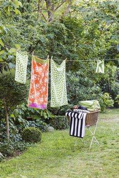 Gudrun Sjödéns Sommerkollektion 2015 - Farbenfrohe Handtüche aus unserer Sommerkollektion laden dich jeden Tag mit guter Laune!