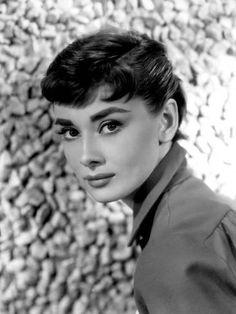Photo: Audrey Hepburn, 1954 : 24x18in