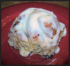 """Karen s Cinnamon Rolls """" Sin"""" Amon Rolls from Food.com:   Oooey gooey SINFULLY good Cinnamon Rolls! I get asked to make these and asked for the recipe ALL the time!!! They are fabulous! I hope you enjoy! I usually bake with butter in most dessert recipes but this recipe margarine makes all the difference. Cooking times includes time for rising."""