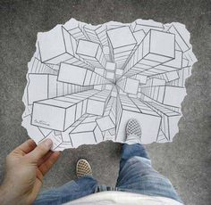 The 3D-DRAWING !