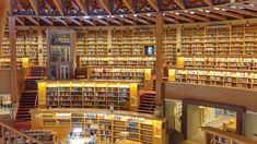 """本当にここは図書館なの?日本全国にある魅力的すぎる""""図書館""""7選 8枚目の画像 Diy Crafts And Hobbies, Shelving Solutions, Beautiful Library, Library Design, Bookstores, Library Books, Bookends, Room Decor, Study"""