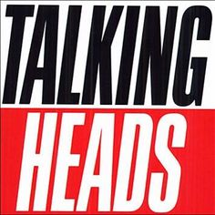 Talking Heads via @jubaloo_
