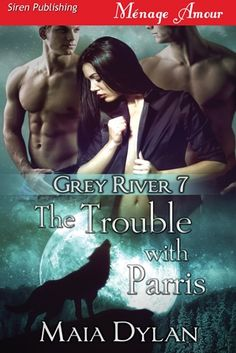 Book seven in the series, The Trouble with Parris