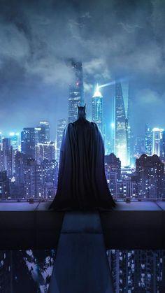 Batman Gotham City Wallpaper – Papel de Parede Grátis para PC e Celular Batman Gotham City Wallpaper – Free Wallpapers for PC and Mobile Batman Arkham City, Batman Vs Superman, Gotham City, Batman City, Batman Comic Art, Batman The Dark Knight, Batman Dark, Batman Gotham Knight, Heros Comics